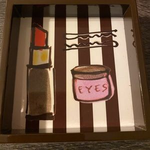 Henri Bendel Jewelry Box Vanity Tray